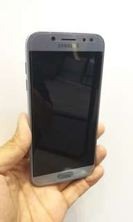 Samsung j5 pro blue