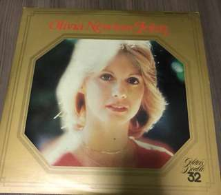 Olivia Newton-John Golden Double 32 - 12'' Double LP 黑膠唱片