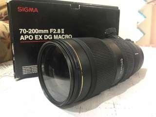 Sigma APO EX DG Macro