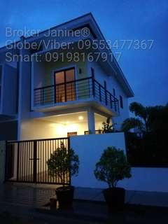 End Unit Affordable House and Lot in Quezon City very near SM Novaliches TV5 Holy Cross