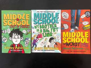 Middle Schools By James Patterson