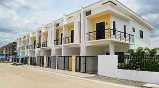 Kathleen Place 4 End Unit 91sqm Lot Townhouse in Quezon City