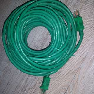 Ethernet cable 10m-15m +/-