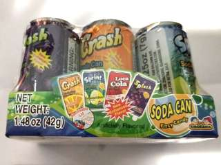 微型汽水糖 (非食用,只供收藏)
