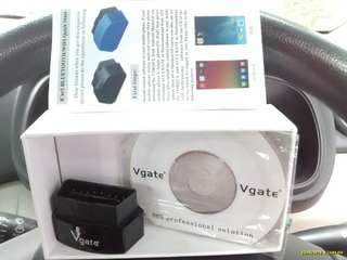 Vgate iCar3 BT OBD2 Diagnostic Interface for Android/IOS/PC