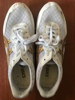 Asics Japan breathable shoes size 6 mens or size 8.5 womens US