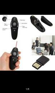Presentation Clicker Laser