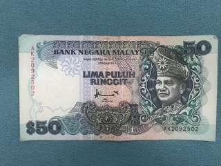RM50 Lama (Ahmad Mohd Don)
