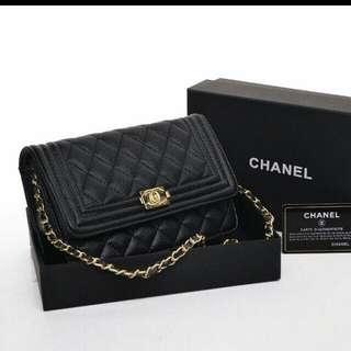 Authentic Chanel WOC