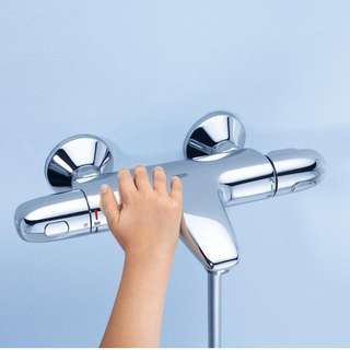 Grohtherm 1000 - 100% GROHE CoolTouch®