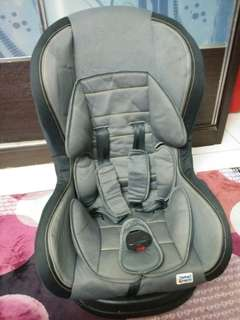 Sweet Cherry Car Seat