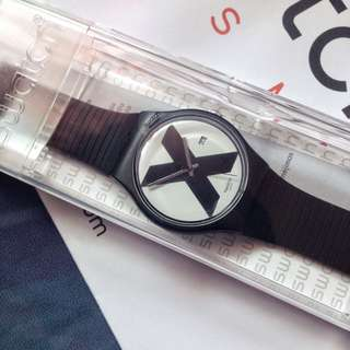 Swatch Straight Edge X-Rated XX-Rated SXE