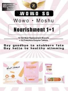 🚚 MOSHU NOURISHMENT 1+1