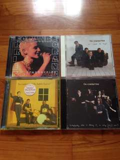Cranberries CDs