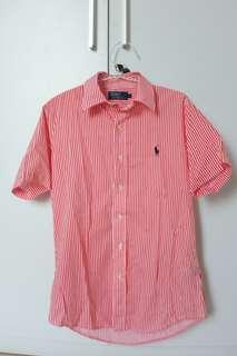 Kemeja/shirt polo by ralph lauren size s regular fit