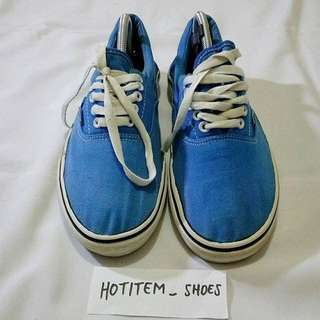 vans era blue (made in usa)