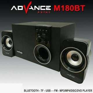 Speaker advance M180 BT