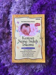 Buku nama bayi