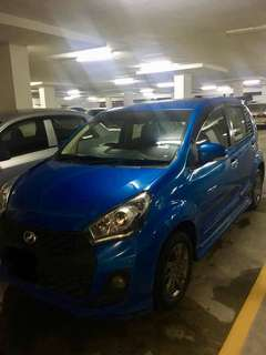 Myvi advance 1.5 (A) continue loan