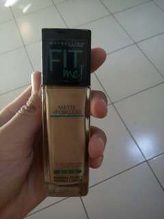MAYBELLINE FIT ME MATTE SHADE 220