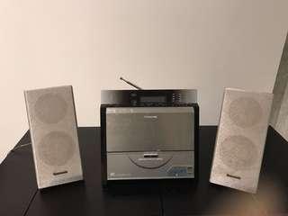 Mini hi-fi