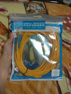 High speed computer cable