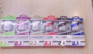 2in1 FAST CHARGER