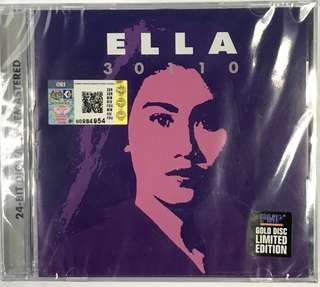 ELLA 30110 Malay Audio Cd