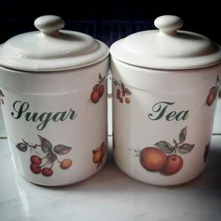 Kitchen Ware Porcelain Melba - England