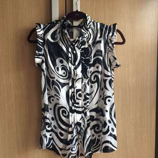 Juana formal blouse