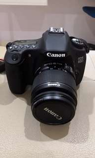 Canon 60D SC 3k only + Canon 18-55mm Lens (Urgent Sell)