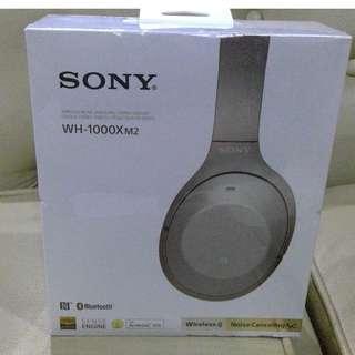 Brand New Original Sony WH-1000Xm2