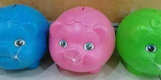 Giant piggy bank for pre-order