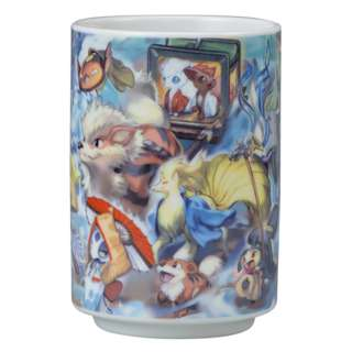 [PO] Pokemon Center Exclusive Ceramics Cup A Hyaku Poke Yako