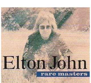 🚚 elton john rare tracks cd