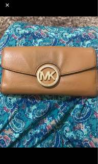Wallet MK authentic