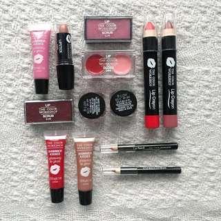 The Color Workshop Makeup Kit