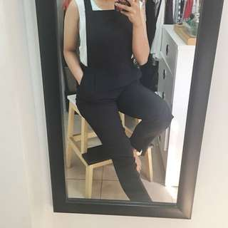 Unbranded cotton overalls