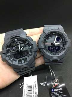 Couple Gshock and Baby G