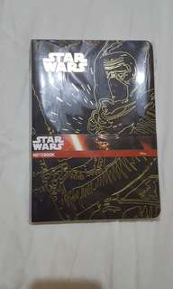 Starwars Notebook