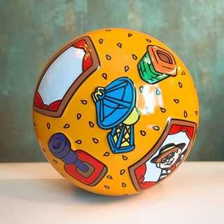 絕版麥當勞鐵盒