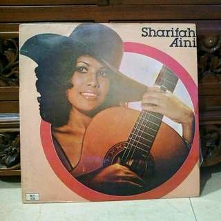 Lp...Vinyl...Sharifah Aini