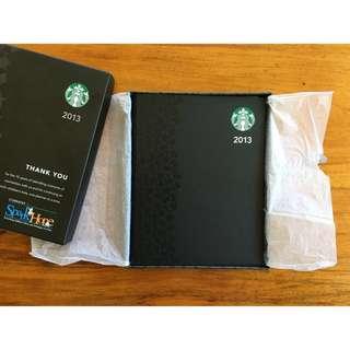 Starbucks 2013 Planner - Black