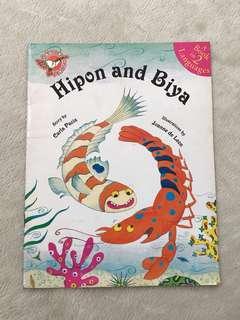 Hipon and Biya Book (Ages 9-10)