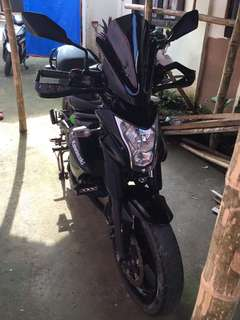 ER6N 2014 (Upgraded)