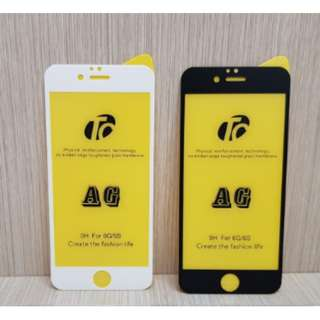 Matte Tempered Glass iPhone 6S 6G iPhone 6 Anti Gores Kaca
