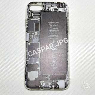 $28 iPhone7 個性加厚 防撞 手機軟套 手機殼 保護套 保護殼 電話套 電話殼