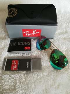 Pre order authentic rayban