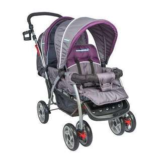Twin Stroller Baby