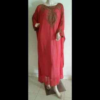 Jubah Kaftan Dress